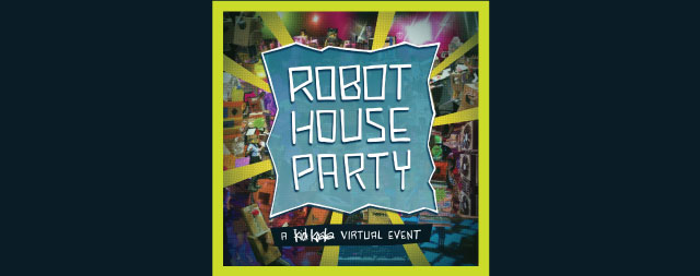 March On 2021 Robot House Party @Esplanade