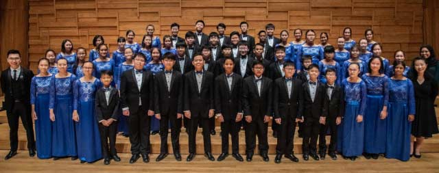 Limelight 2020 <br> Pasir Ris Secondary School Choir
