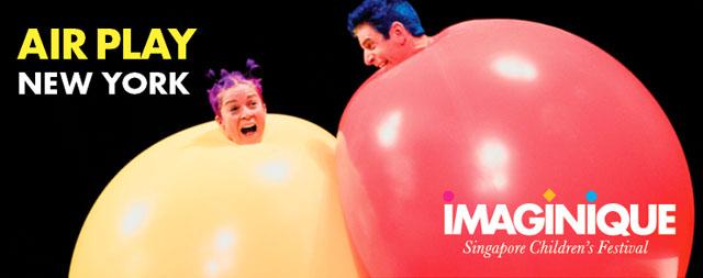 Air Play by Imaginique Children's Festival
