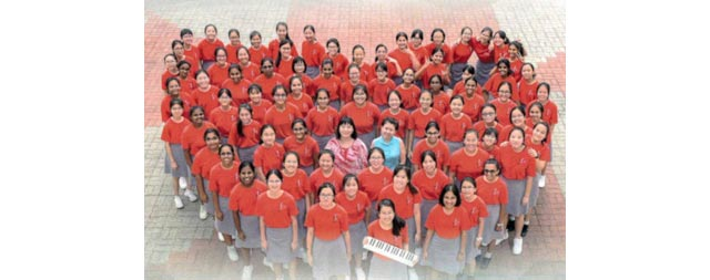 [POSTPONED] Limelight 2020 <br> Cedar Girls' School Choir