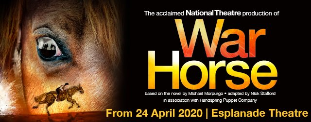 National Theatre's War Horse