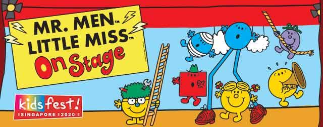 KidsFest! 2020: Mr Men and Little Miss