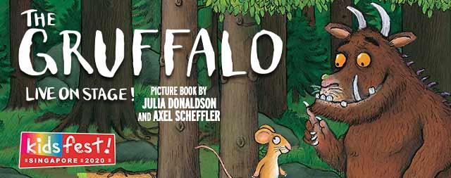 KidsFest! 2020: The Gruffalo
