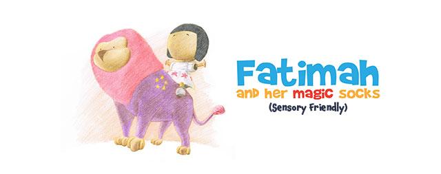 PLAYtime! 2020 Fatimah and Her Magic Socks (Sensory-friendly performance)