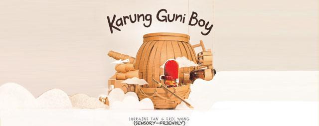 PLAYtime! 2020 Karung Guni Boy (Sensory-friendly performance)