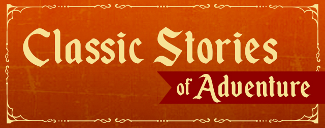 Live Stream: Classic Stories of Adventure (Signed Performance)