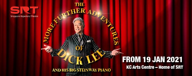 The More Further Adventures of Dick Lee